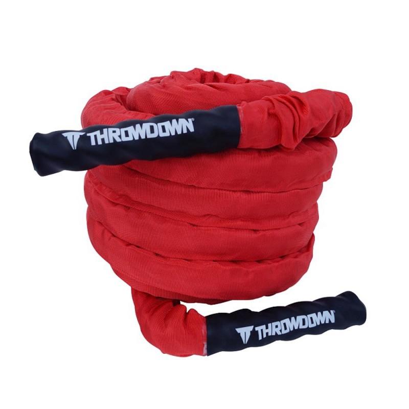 Abverkauf Throwdown Battle Rope Anaconda 3.8cm x 15m