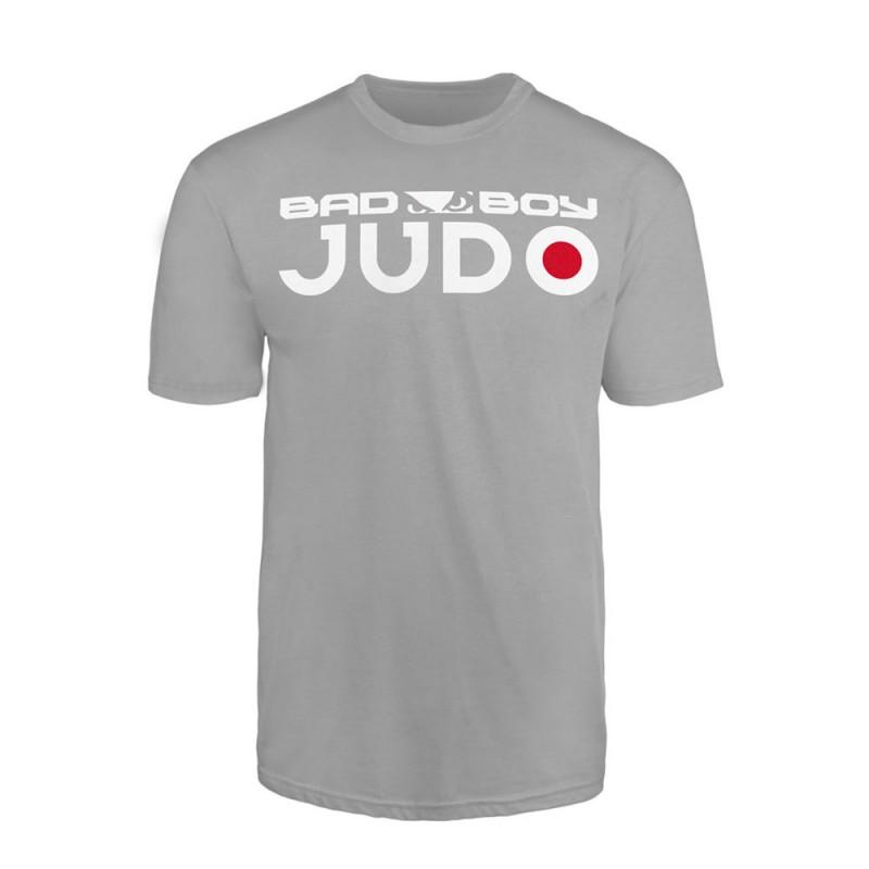 Abverkauf Bad Boy Judo Discipline T-Shirt Grey