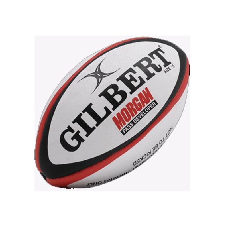 Gilbert Rugby Ball Morgan Pass Developer Gr 5