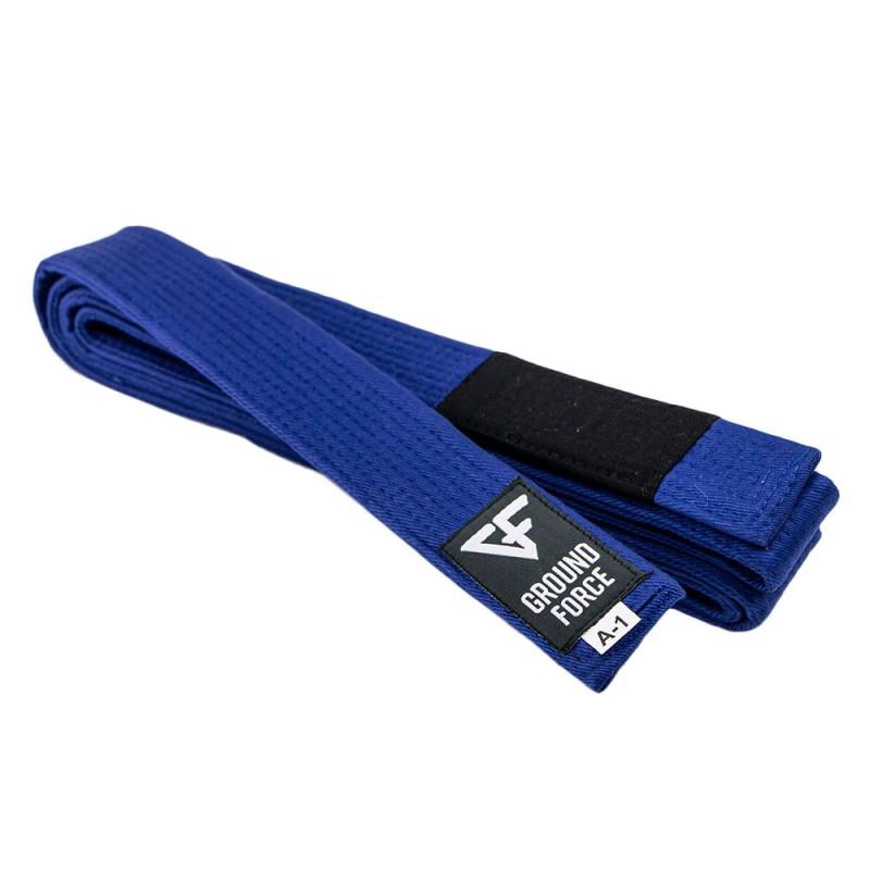 Ground Force BJJ Belt Blue