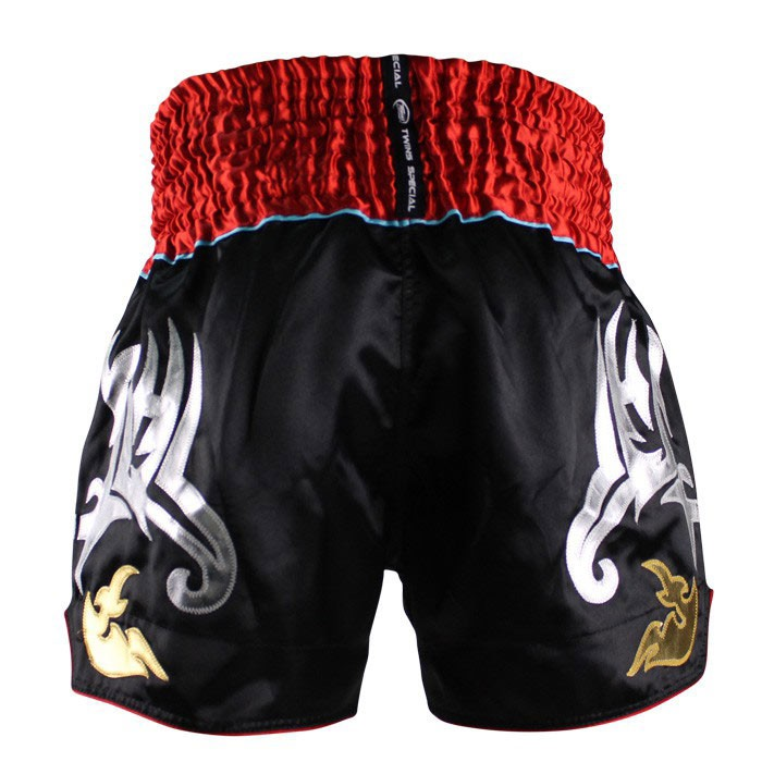 Twins Fancy Thaiboxing Fightshorts TTBL 77