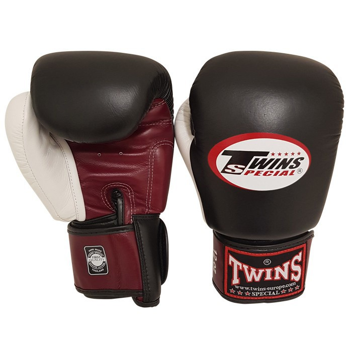 Twins BGVL 4 Boxhandschuhe Red Black White