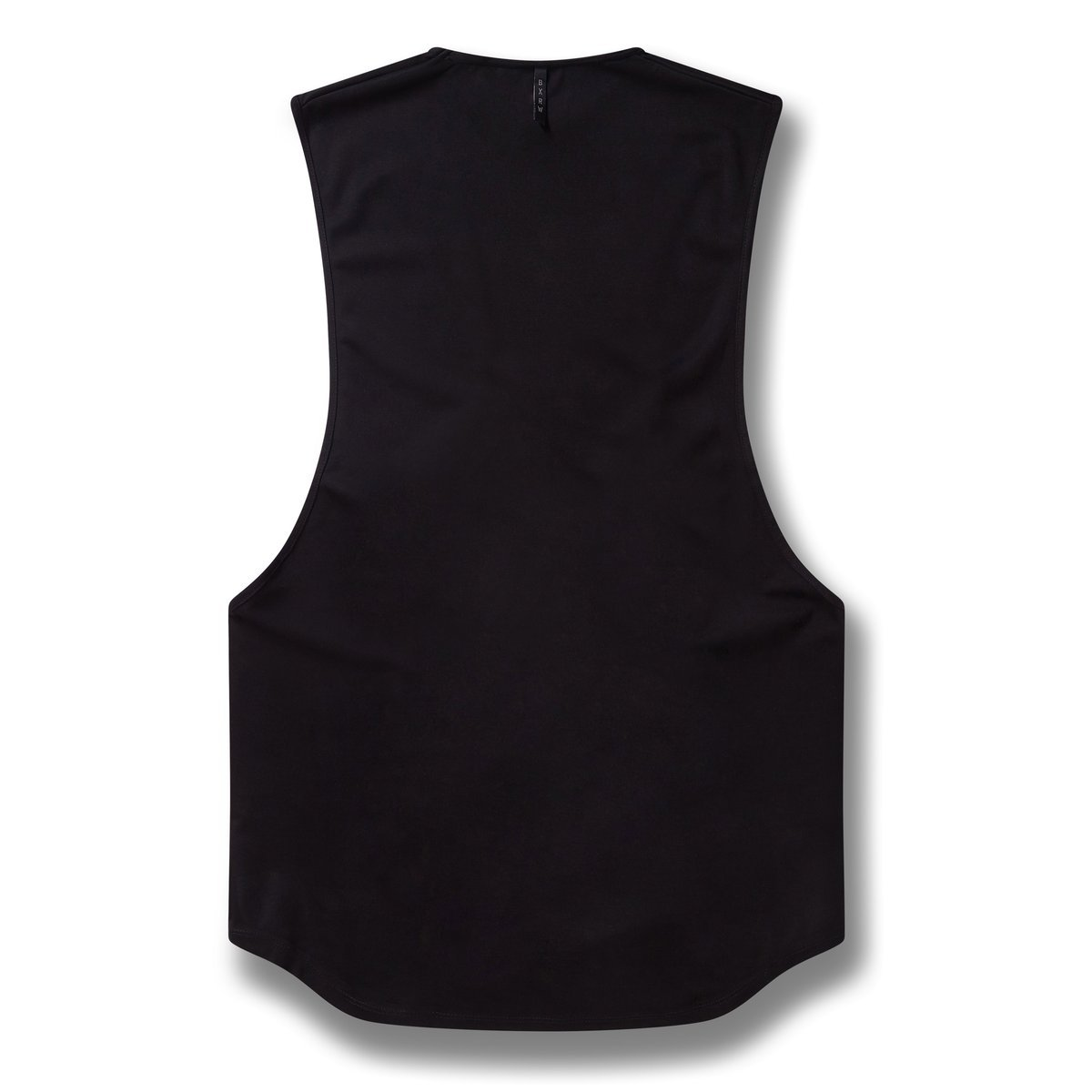 BOXRAW MUSCLE Tank Top Schwarz