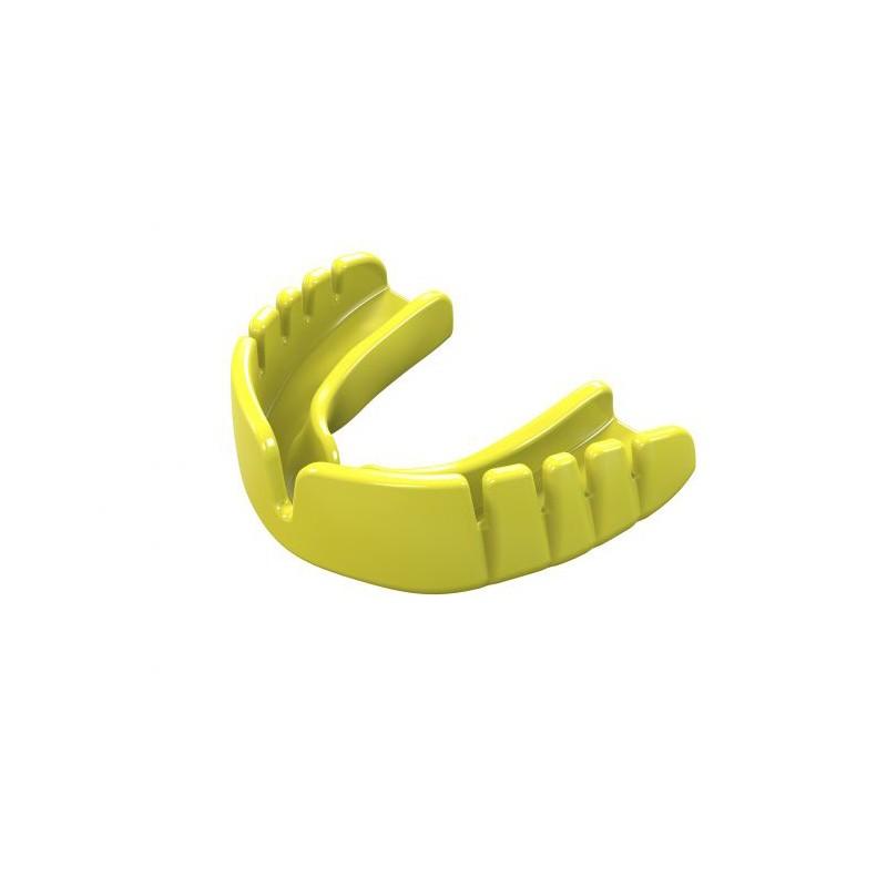 Opro Snap fit Zahnschutz gelb