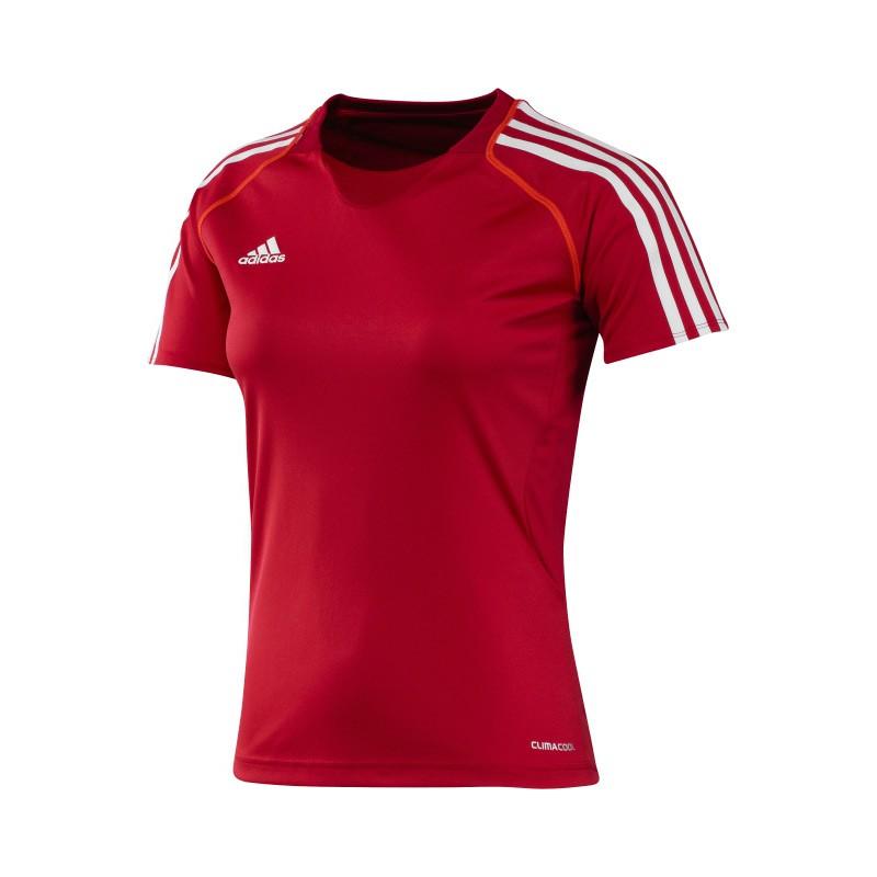 Abverkauf Adidas T12 Team ClimaCool T Shirt Damen günstig ...
