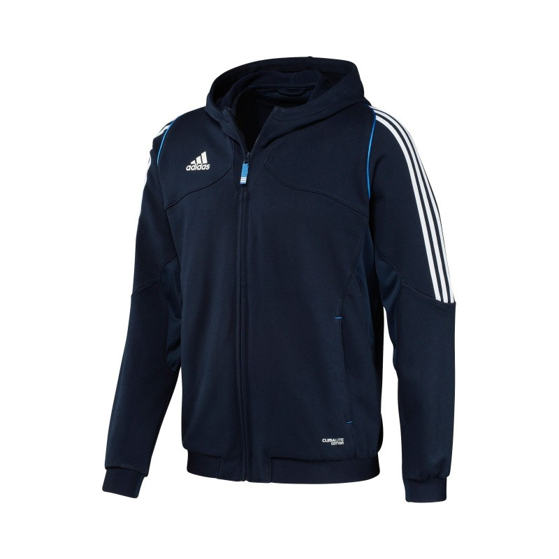abverkauf adidas t12 team hoodie herren g nstig kaufen. Black Bedroom Furniture Sets. Home Design Ideas