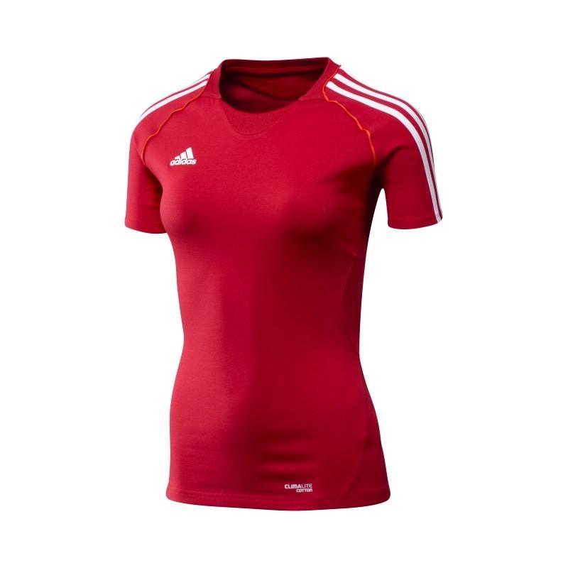 Abverkauf Adidas T12 Team Shortsleeve Tee Damen