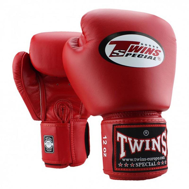 Twins BGVL 3 Boxhandschuhe Rot