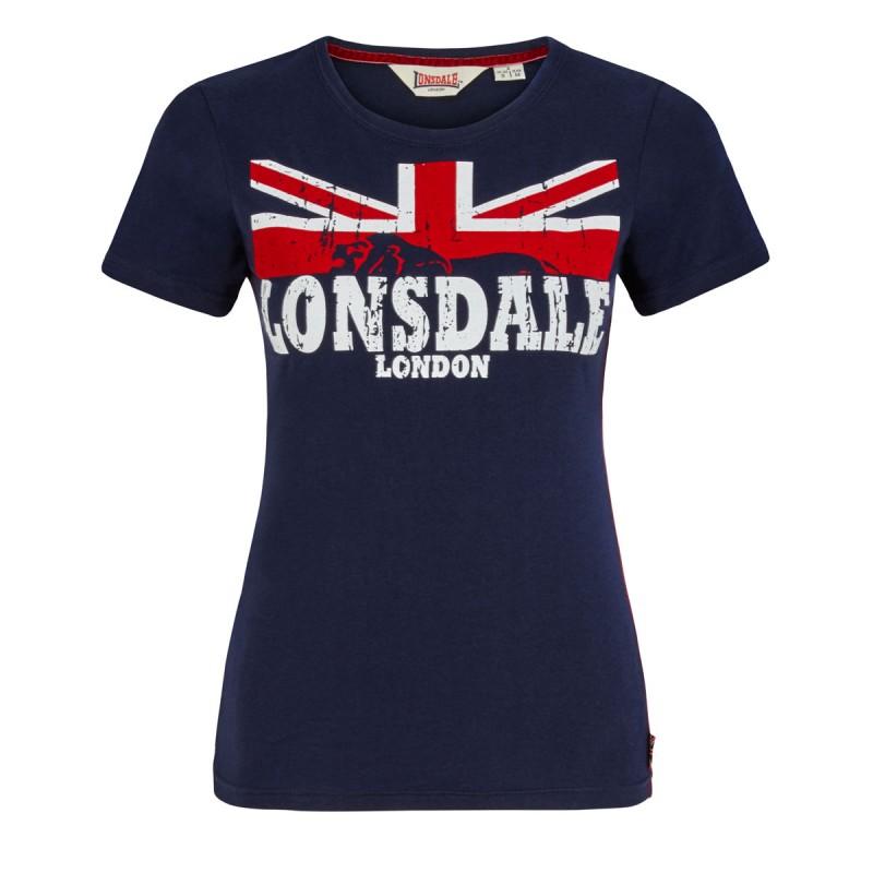 Lonsdale Erykah Damen T-Shrt