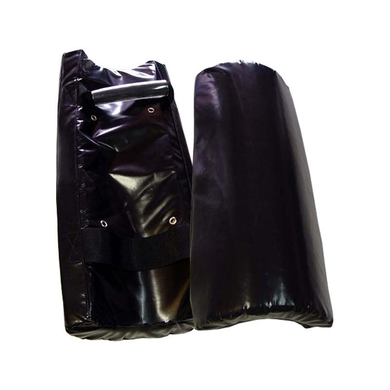 Arm Mitt Schwarz 60x15x5 cm