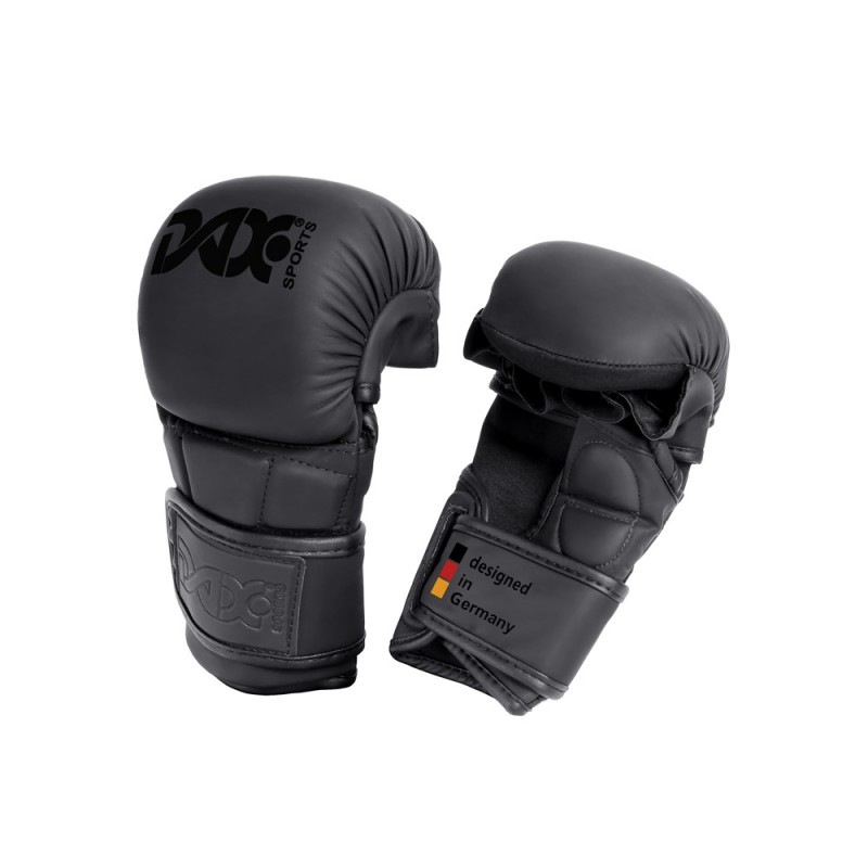 DAX Faustschutz MMA Sparring Black Line