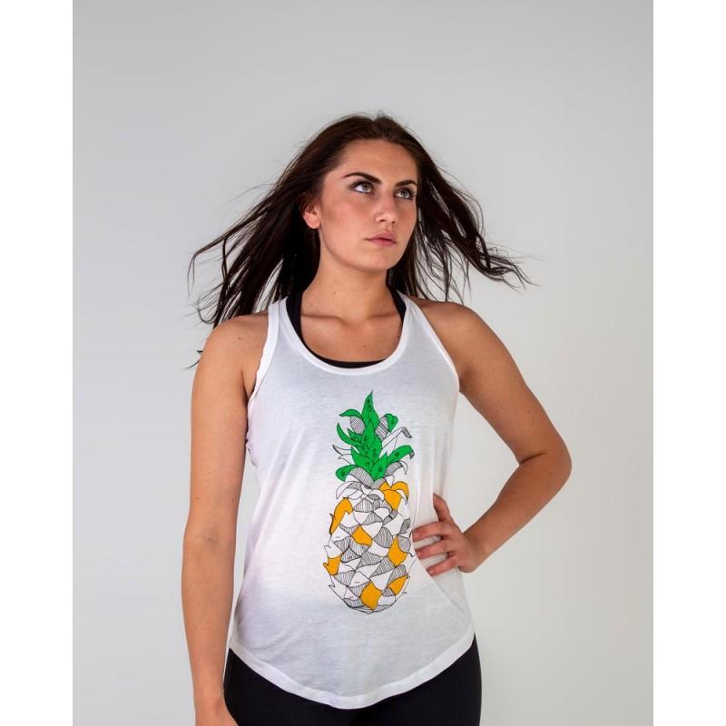Graff on Stuff Light Top ananas