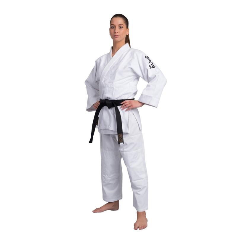 Phoenix Aikido Gi Weiss 450gr qm