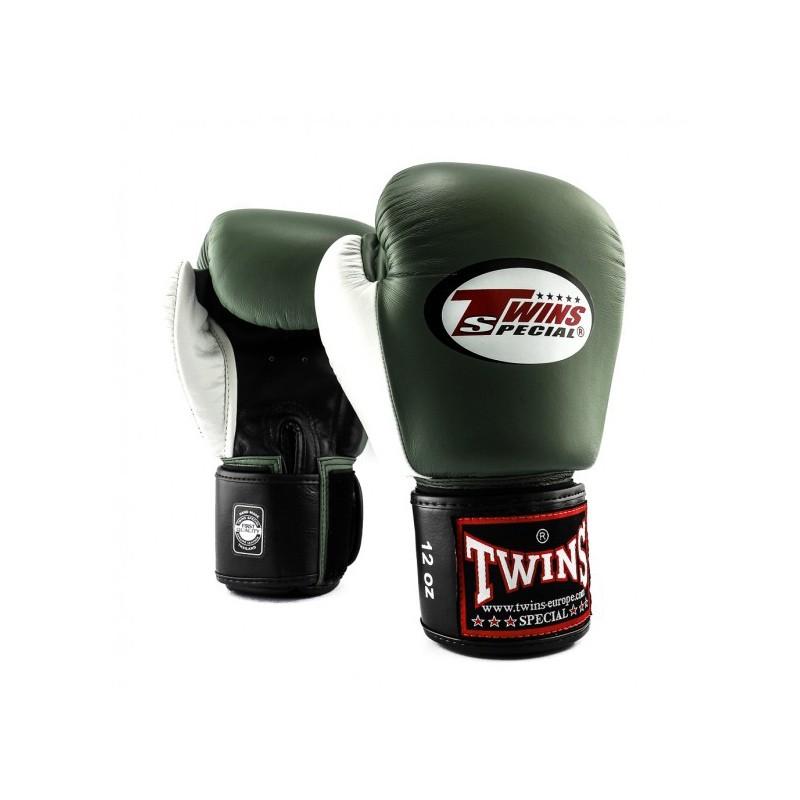 Twins Boxhandschuh BGVL 4 Black Olive White