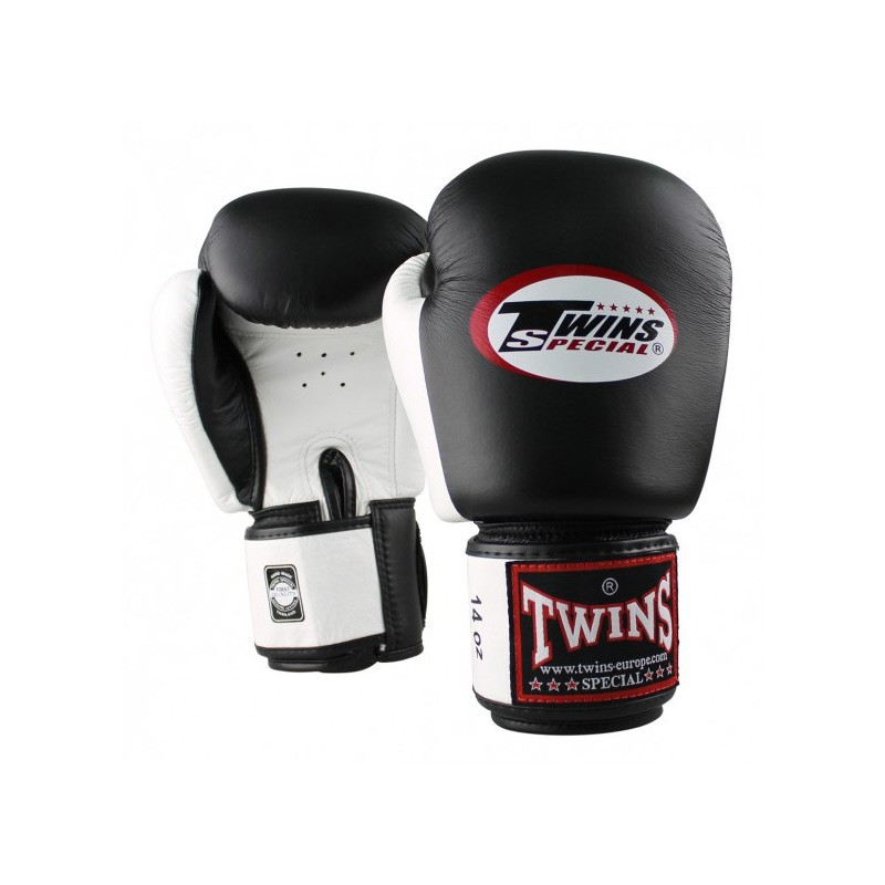 Twins BGVL 3 Boxing Glove Black White