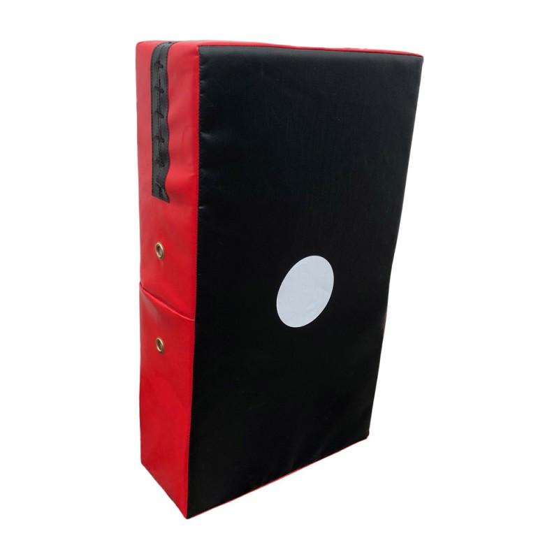 Schlagpolster Schwarz Rot