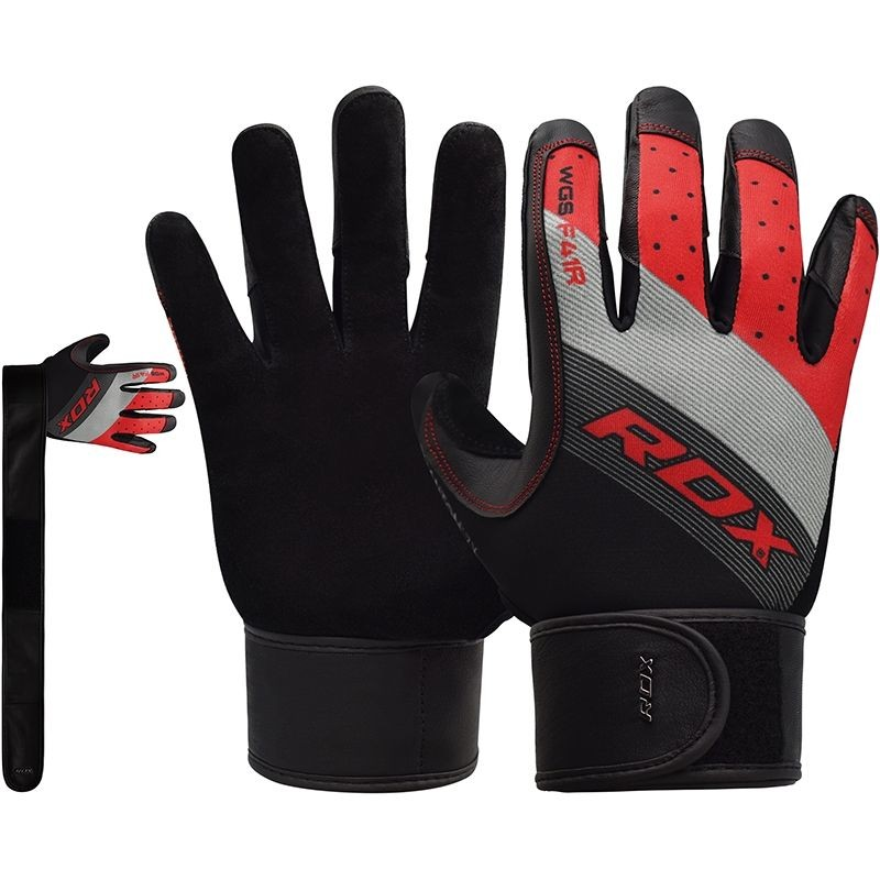 RDX Gym Handschuh Sublimation F41 rot