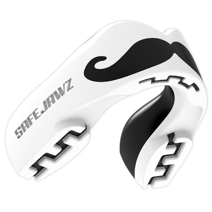 Safe Jawz Extro Series Zahnschutz Moustache Junior