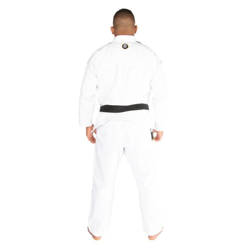 Tatami Nova Absolute BJJ Gi White