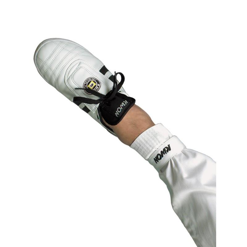 Kwon Trousers Stripes Hosenbeinbefestigung Paar