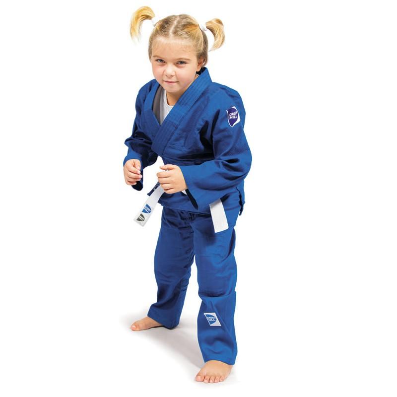 Green Hill Kids Judoanzug Blau