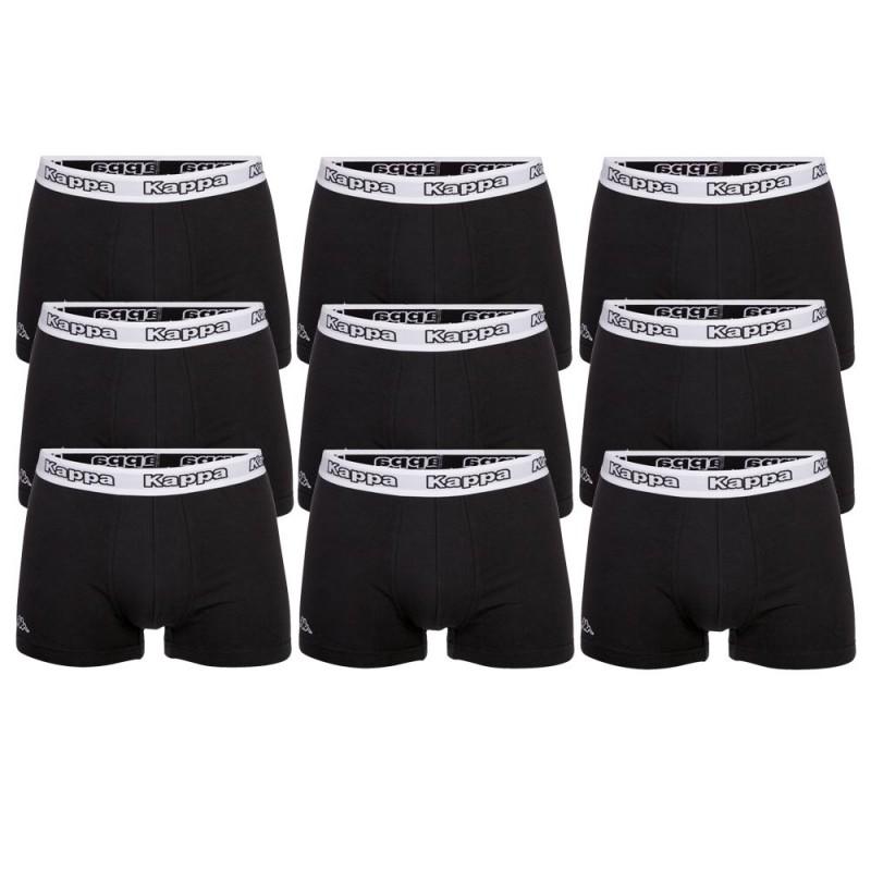 Abverkauf Kappa Cedrick 3 Retropants Boxershorts 9er Pack