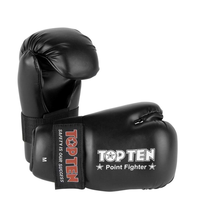 Top Ten Point Fighter Schwarz