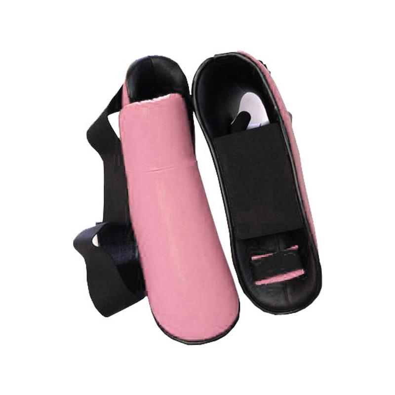 Advanced Kickbox Fussschoner Pink