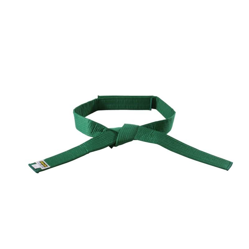 Kwon Clubline Klett Gürtel für Kinder grün