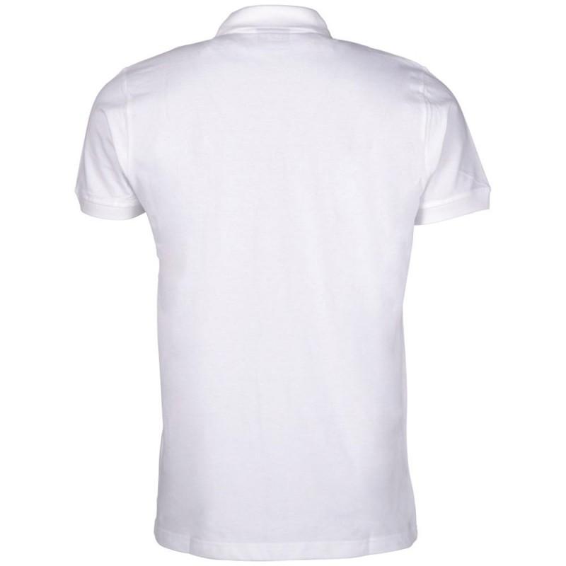 Abverkauf Kappa Polo Shirt PELEOT weiss