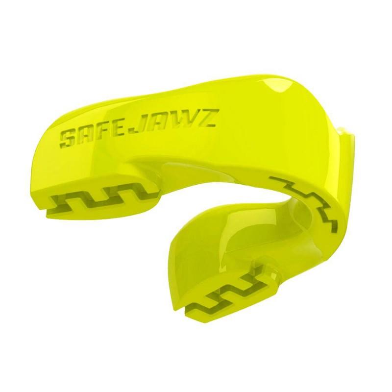 Safe Jawz Intro Series Zahnschutz Neon Yellow Junior