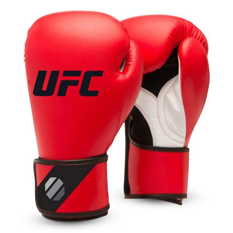 UFC Fitnes Training Glove red