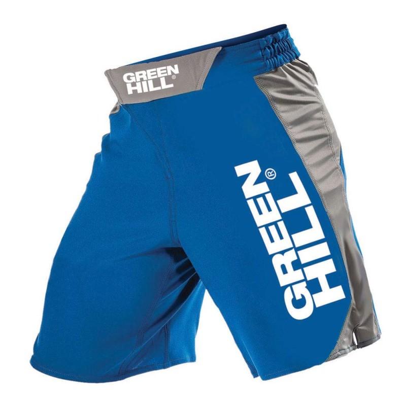 Green Hill IMMAF Approved MMA Short Blau