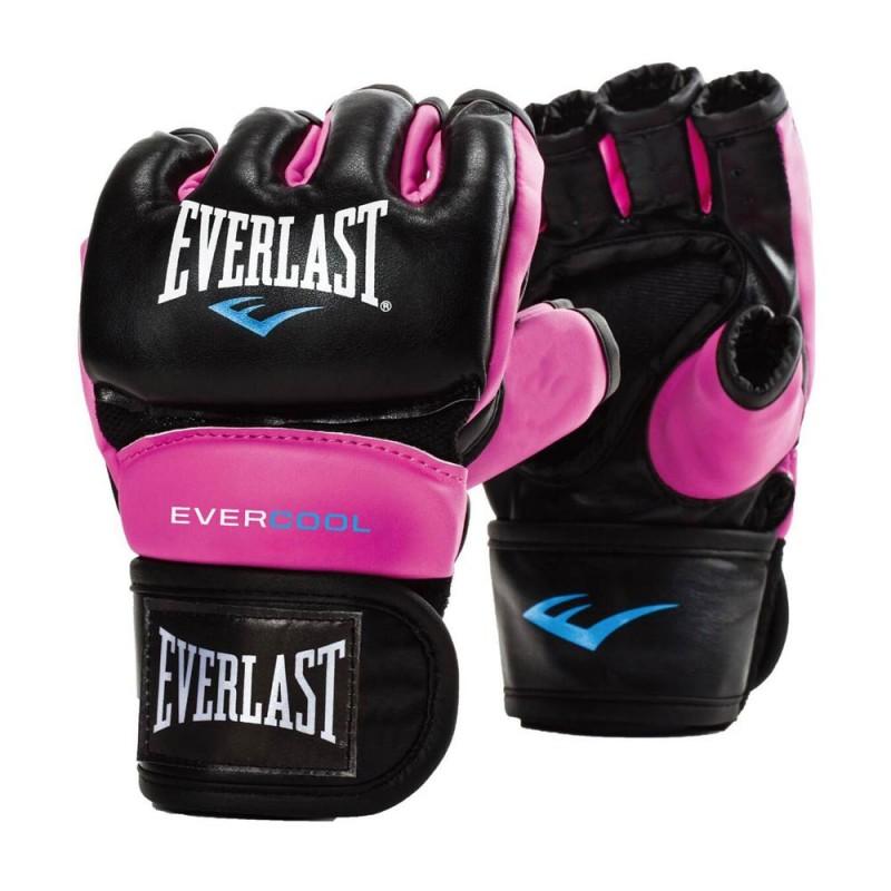 Everlast Everstrike Training Glove Black Pink
