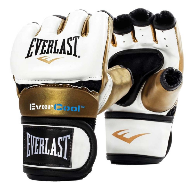 Abverkauf Everlast Everstrike Training Glove White Gold