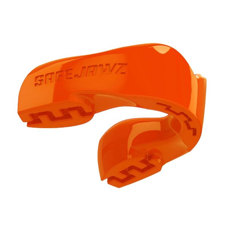 Safe Jawz Intro Series Zahnschutz Neon Orange Junior