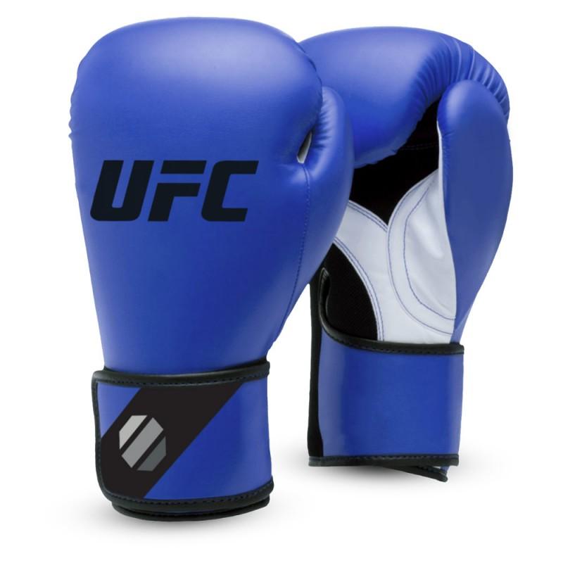 UFC Fitnes Training Glove blue