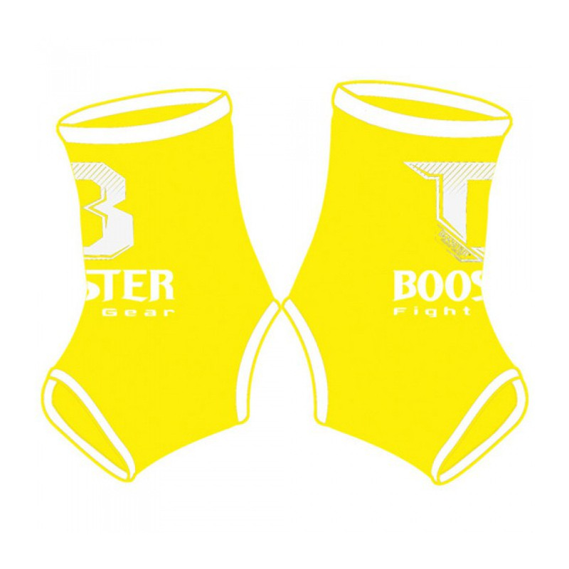 Booster AG Thai Ankleguard Knöchelbandage Yellow