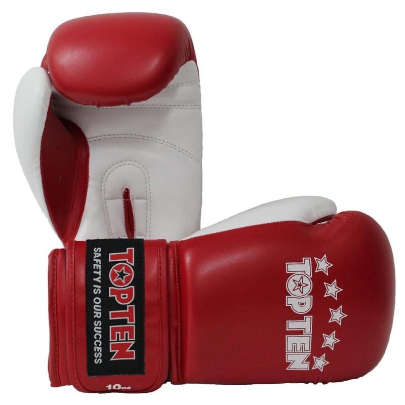 Top Ten NK II Boxhandschuhe Rot