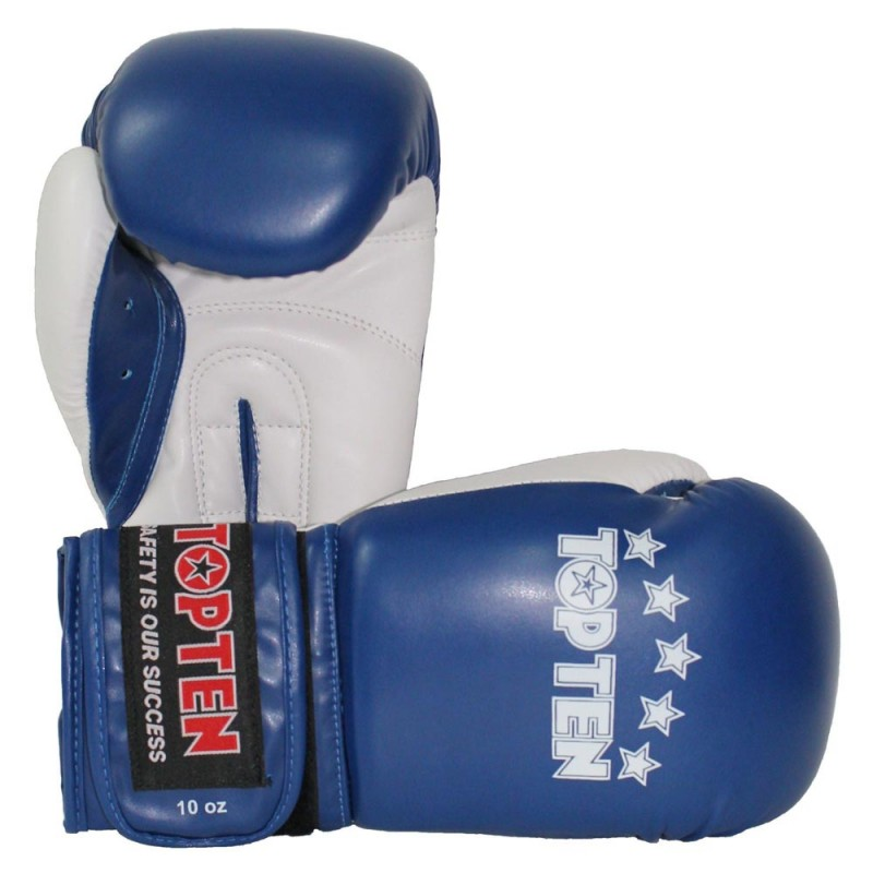 Top Ten NK II Boxhandschuhe Blau