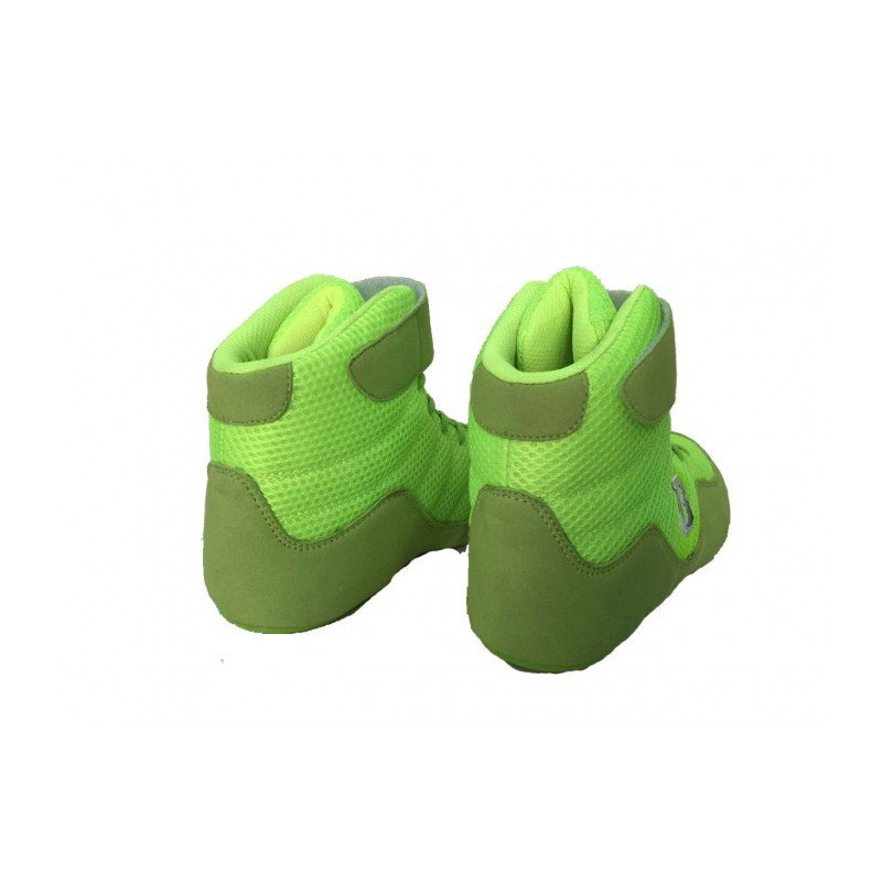 Booster Combat Shoe Green