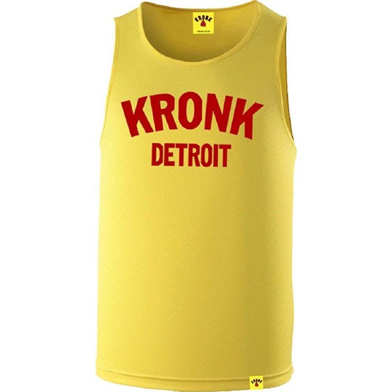 Kronk Detroit Training Vest Yellow