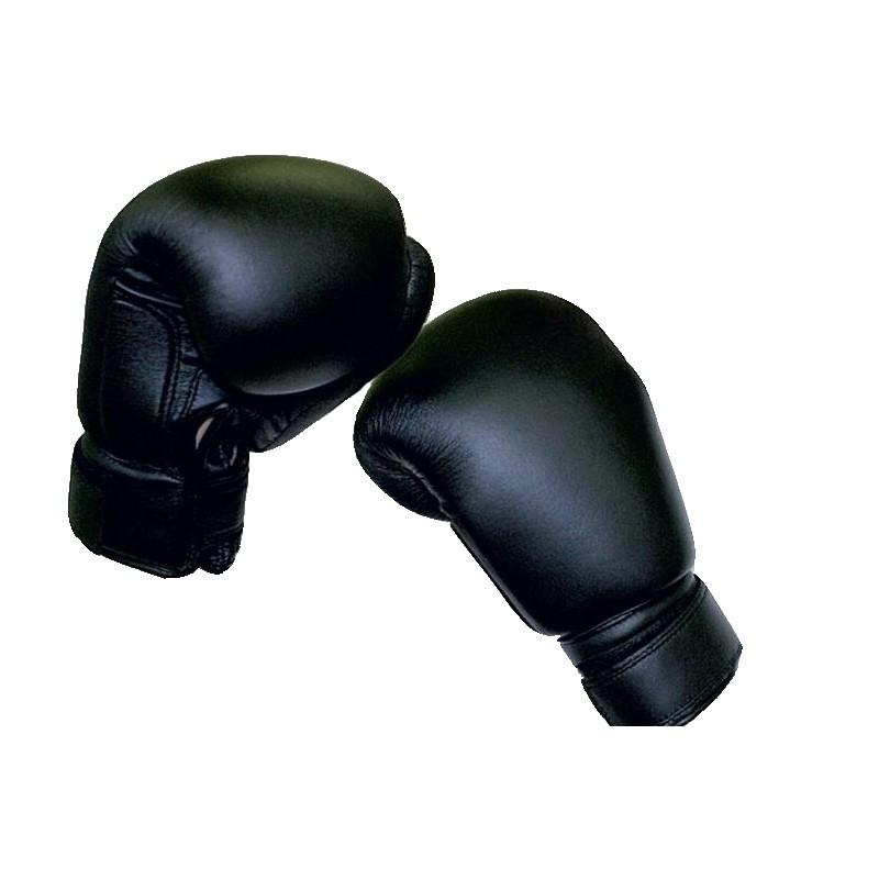 Phoenix Junior Boxhandschuhe Kunstleder Schwarz 6oz