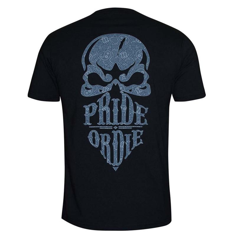 Pride or Die Tee Reckless Paisley Edition