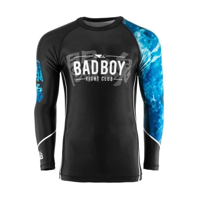 Bad Boy Tsunami Rashguard Black