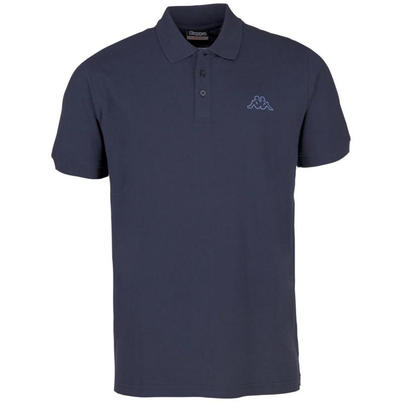 Abverkauf Kappa Polo Shirt PELEOT navy blau