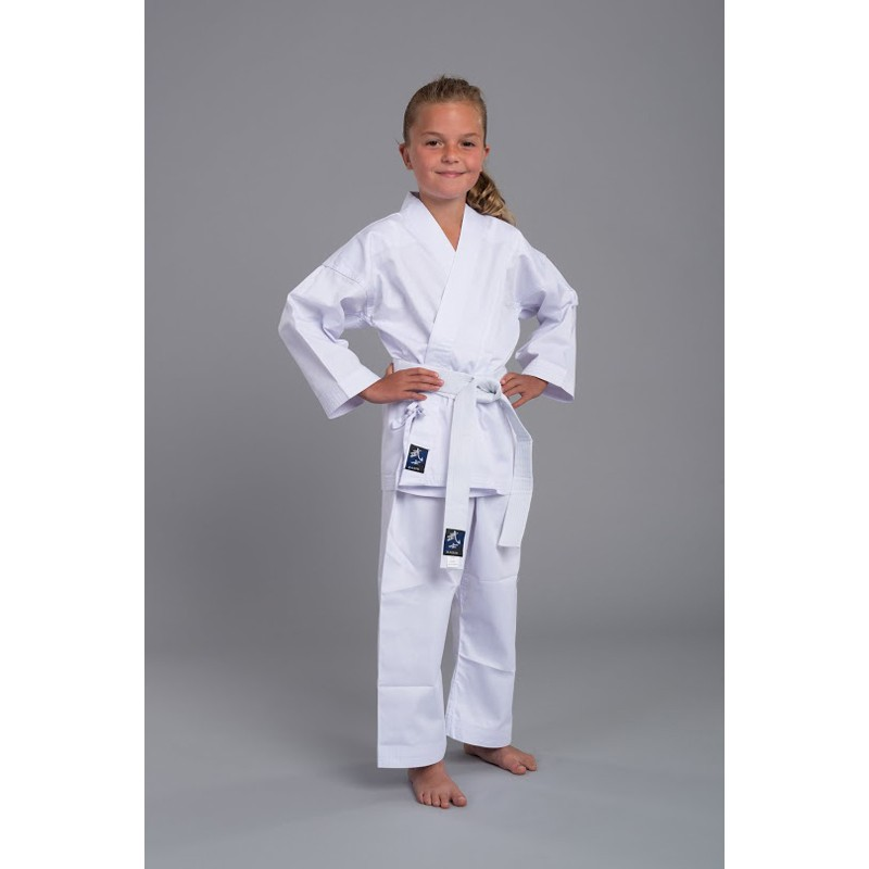 Abverkauf Phoenix Karate Anzug BASIC Edition Weiss Kids
