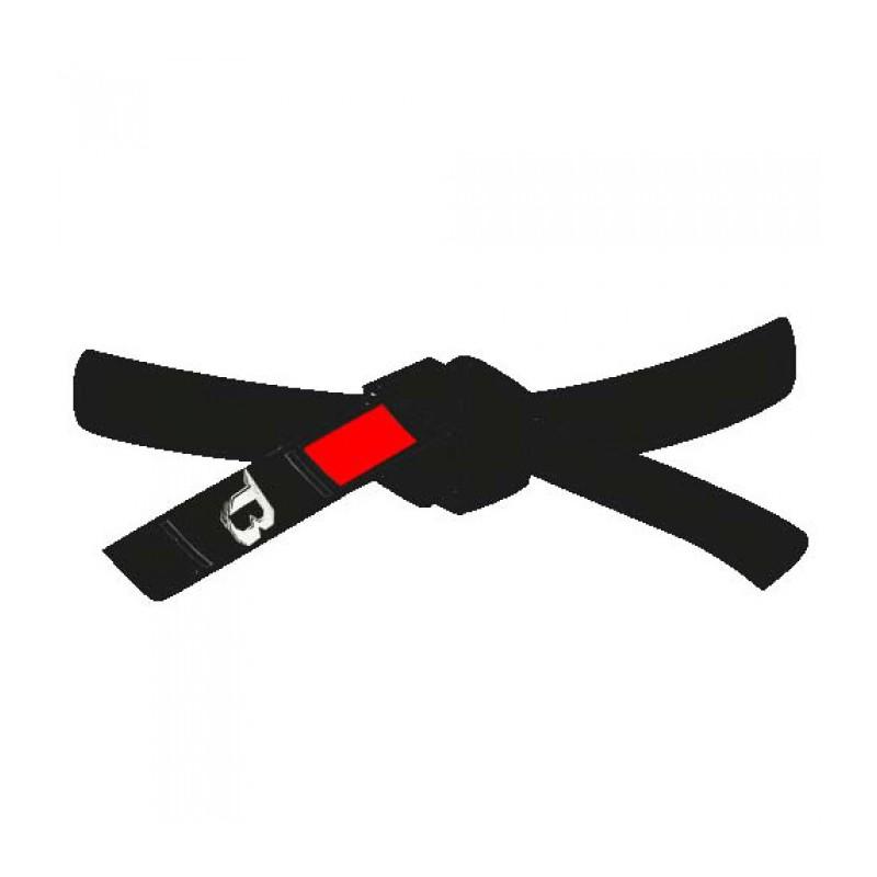 Booster BJJ Belt Black