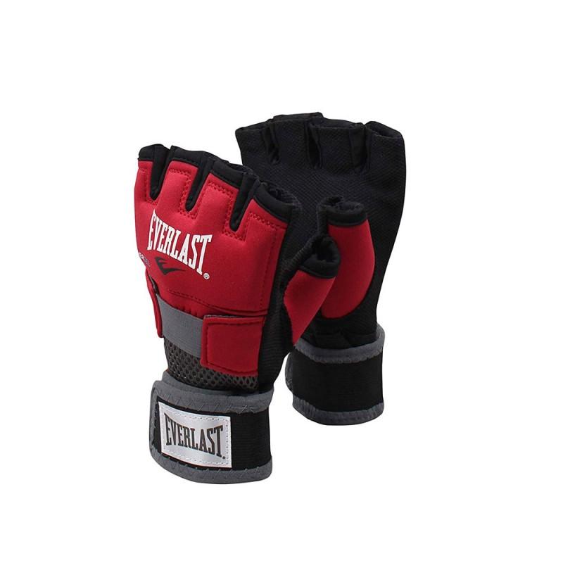 Everlast Evergel Glove Wraps Red 4355DS