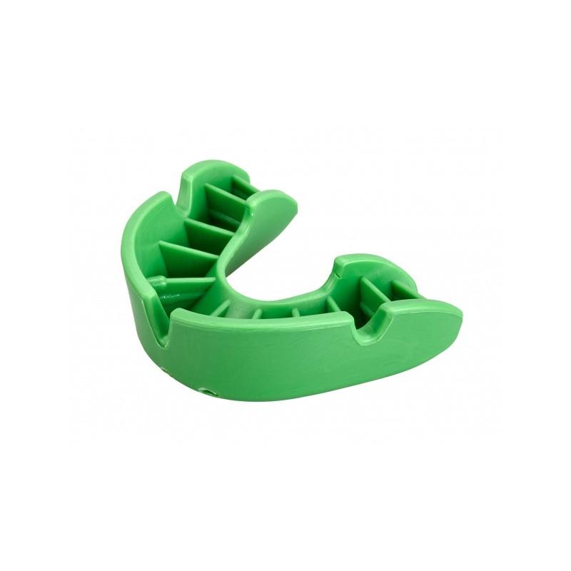 Opro Bronze Zahnschutz JR grün